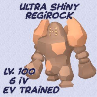 Other | Ultra Shiny Regirock