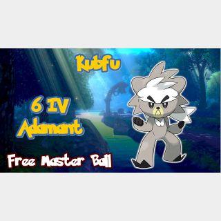 Other   Kubfu Adamant 6 IV
