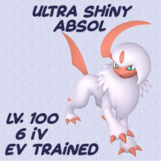 Other | Ultra Shiny Absol
