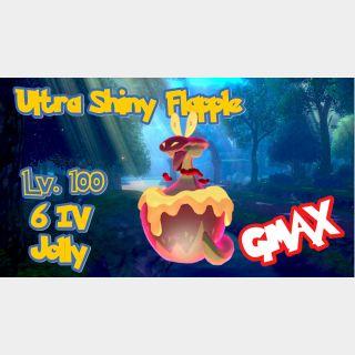 Flapple | Shiny GMAX Flapple