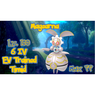 Other | Magearna 6 IV Timid