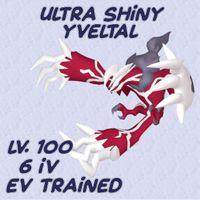 Other | Ultra Shiny Yveltal