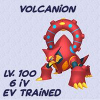 Other | Volcanion 6 IV Event