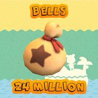 Bells   24 000 000x