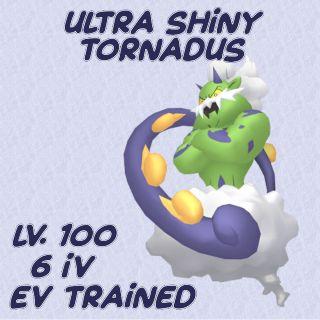 Other | Ultra Shiny Tornadus