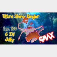 Kingler | Shiny GMAX Kingler