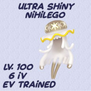 Other | Ultra Shiny Nihilego