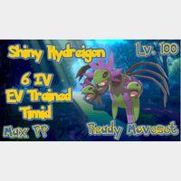 Hydreigon | Ultra Shiny Hydreigon