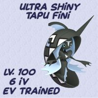 Other | Ultra Shiny Tapu Fini