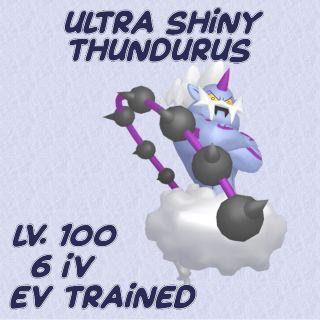 Other | Ultra Shiny Thundurus