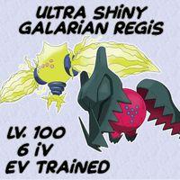 Bundle | Ultra Shiny Galar Regis