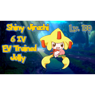Other | Shiny Event Jirachi 6 IV