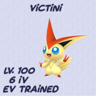 Other | Victini 6 IV Event