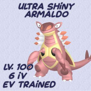 Other | Ultra Shiny Armaldo