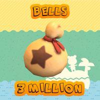 Bells   3 000 000x