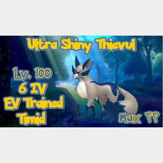 Thievul | Ultra Shiny Thievul