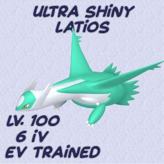 Other | Ultra Shiny Latios