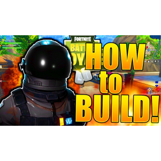 I will teach you how to build and some tricks