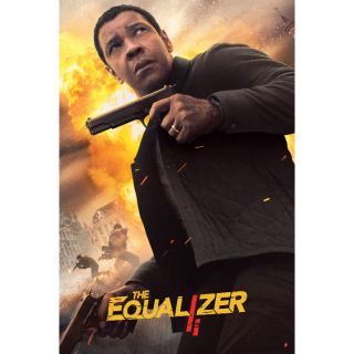 The Equalizer 2 - Movies Anywhere SD