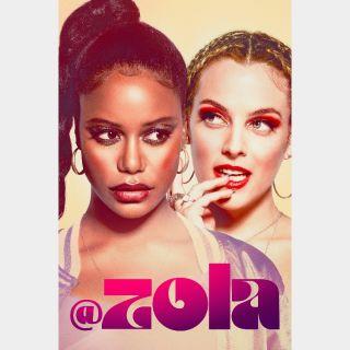 Zola - Vudu HDX