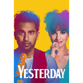 Yesterday - Movies Anywhere HD