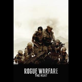 Rogue Warfare: The Hunt - Vudu HD or iTunes HD