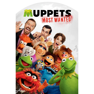 Muppets Most Wanted - Disney HD Full Code