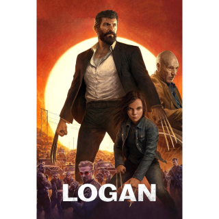 Logan - Vudu HD or iTunes HD via MA