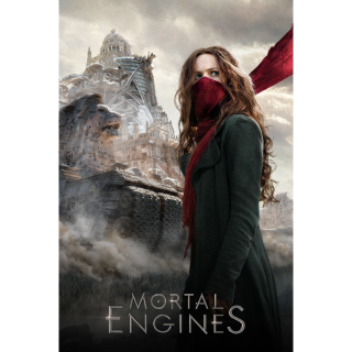 Mortal Engines - Movies Anywhere HD