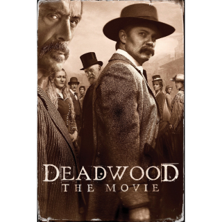 Deadwood: The Movie - Vudu HD