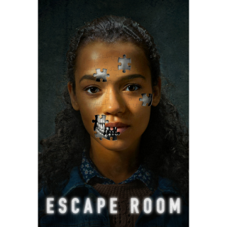 Escape Room - Vudu HD or iTunes HD via MA