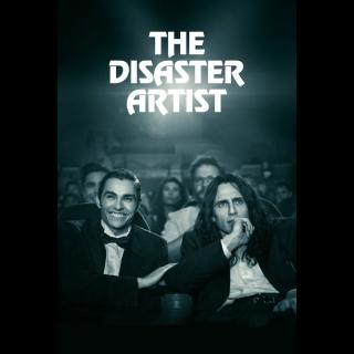 The Disaster Artist - Vudu HD