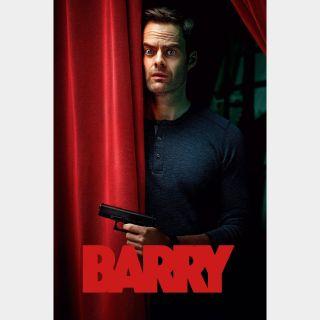 Barry the Complete First Season - Vudu HDX