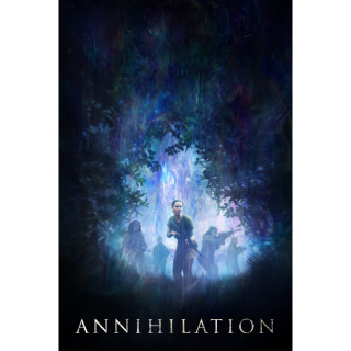Annihilation - iTunes 4K UHD