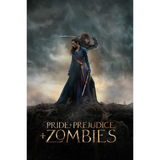 Pride and Prejudice and Zombies - 4K UHD at MA
