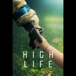 High Life - Vudu HD