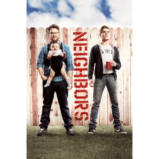 Neighbors - Vudu HD