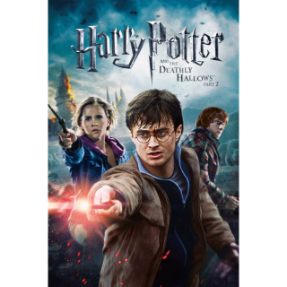 Harry Potter and the Deathly Hallows: Part 2 - Movies Anywhere HD