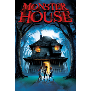 Monster House - Vudu HD or iTunes HD via MA