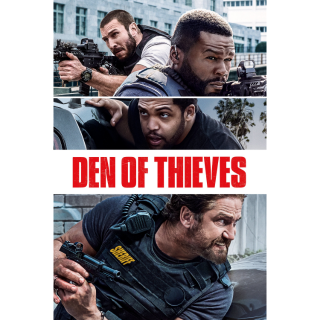 Den of Thieves - iTunes HD