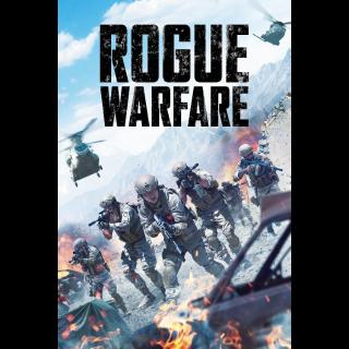 Rogue Warfare - Vudu HD or iTunes HD