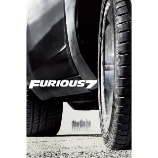 Furious 7 Extended Edition - Movies Anywhere HD