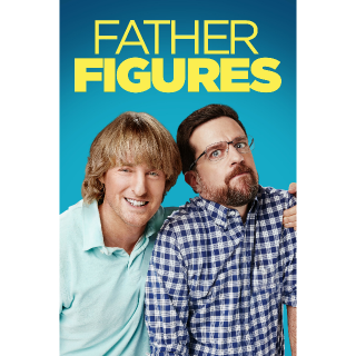 Father Figures - Vudu HD or iTunes HD via Movies Anywhere