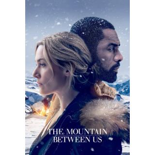 The Mountain Between Us - Movies Anywhere HD