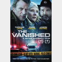 The Vanished - Vudu HDX or iTunes HD (not MA)