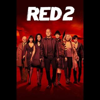 RED 2 - Vudu HD