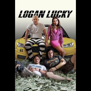Logan Lucky - Vudu HDX
