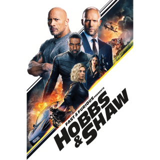 Fast & Furious Presents: Hobbs & Shaw - Movies Anywhere HD