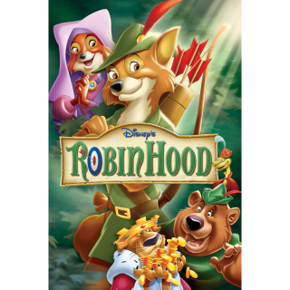 Robin Hood - Disney HD Full Code