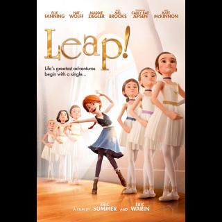Leap! - Vudu HD